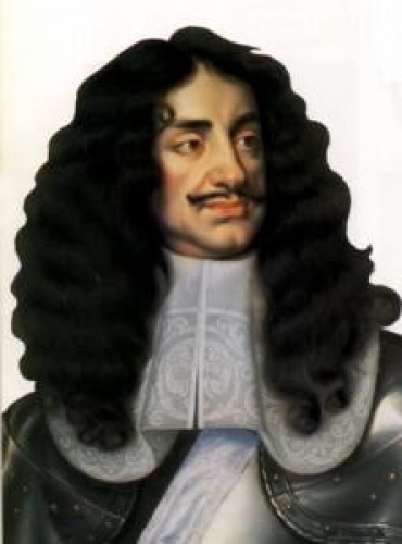 King Charles II (1630-85).  He knew he had to leave the country or lose his head.