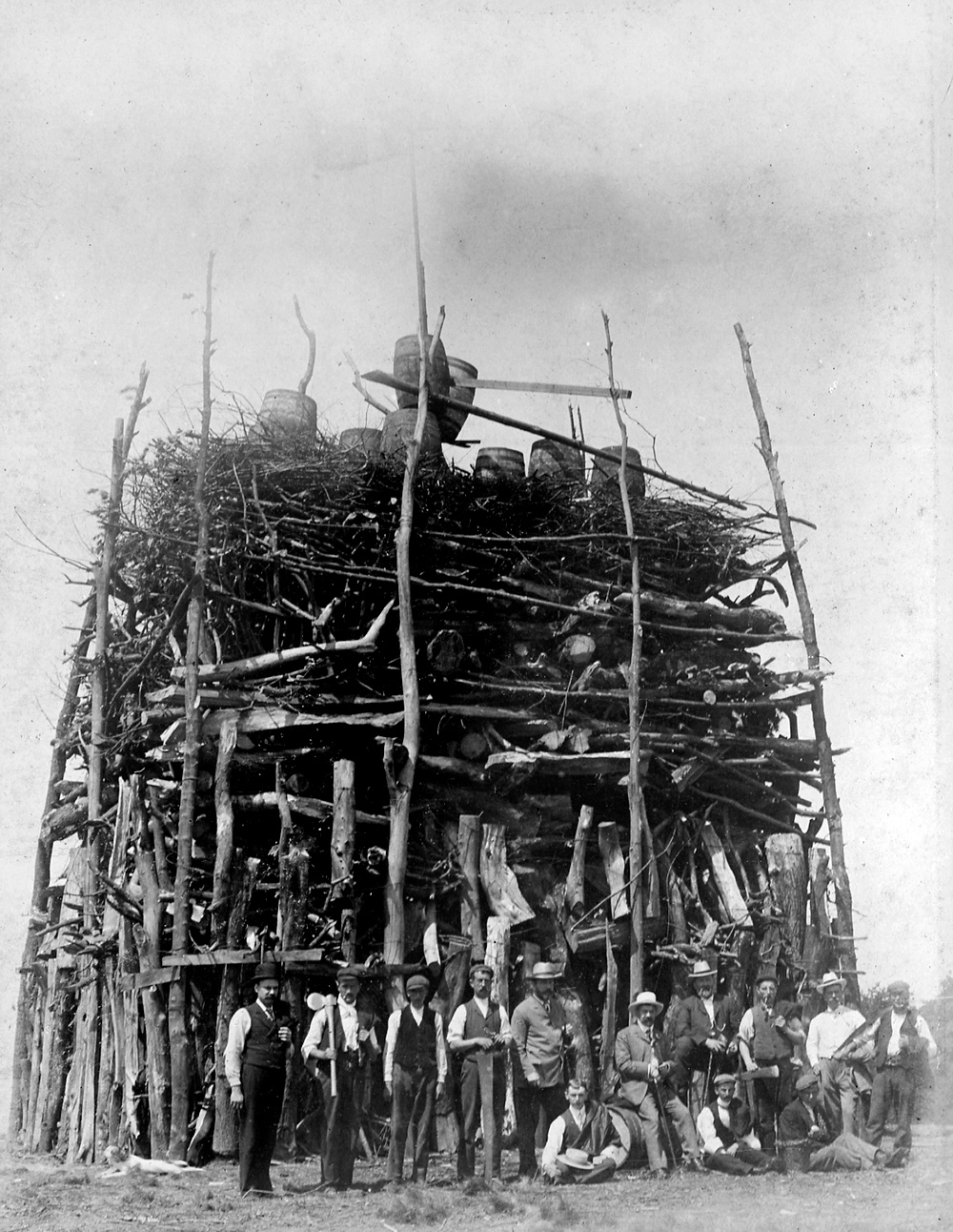 Victoria Diamond Jubilee Beacon 1897