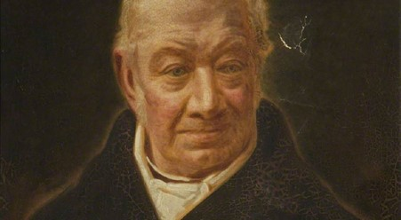"©University of Central Lancashire.  Joseph Livesey promoted complete abstinence from alcohol, he was revered by reformers as ""the father of teetotalism"". The word ""teetotal"" is said to have been first used at a Temperance Society meeting in 1833."